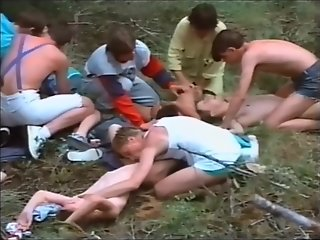 orgy camping